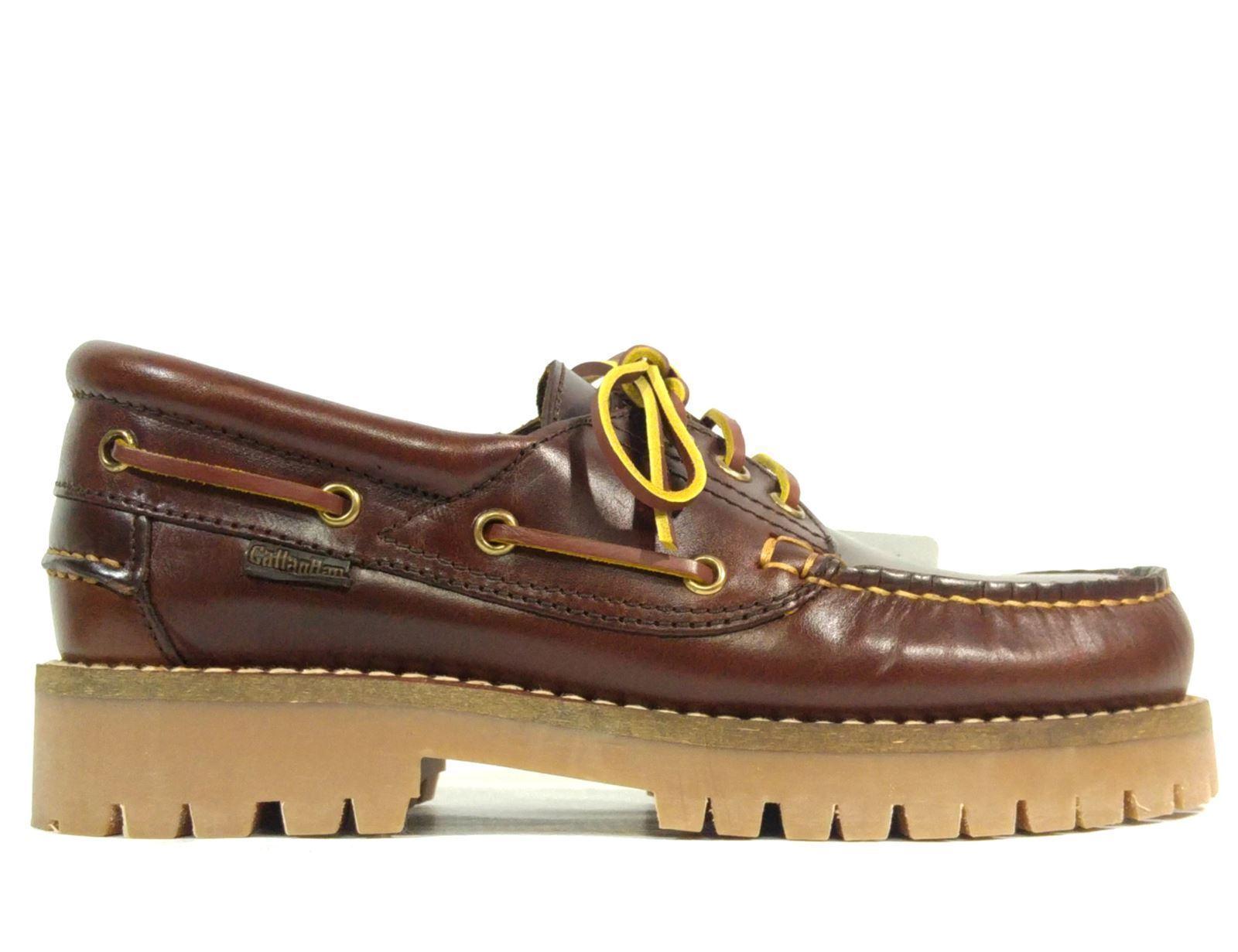 5e6f76e84 Callaghan- Náutico marrón hombre - Zapatos