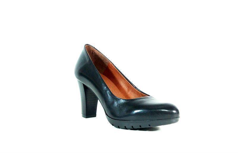 e8db52afa62 Desireé- Zapato corte salón mujer negro - Zapatos