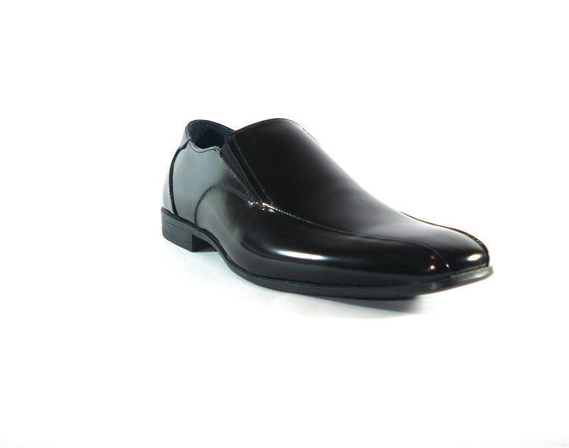 68de2022ac Hush Puppies- Zapato vestir negro brillo - Imagen 1